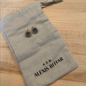 Alexis Bittar Elements Crystal stud earrings